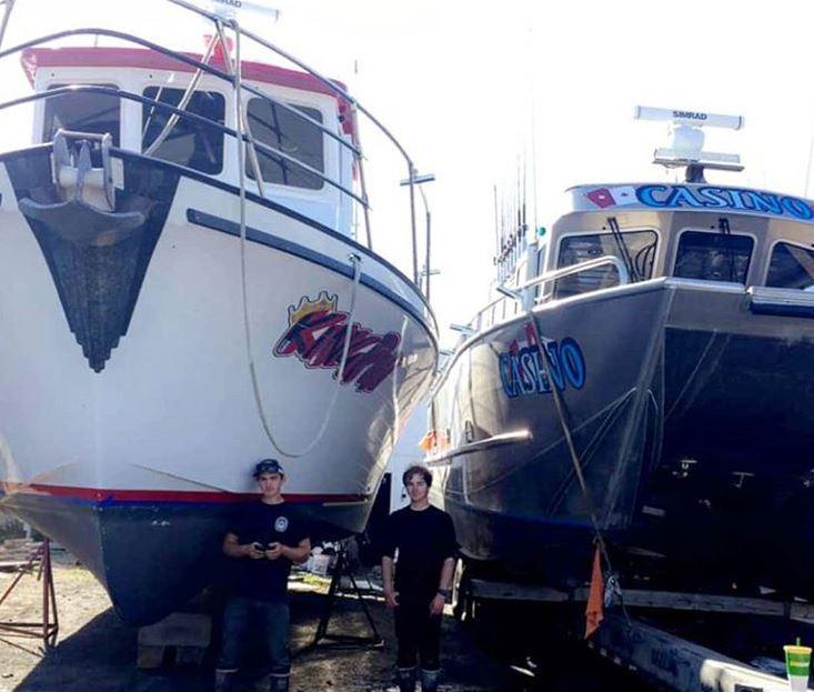 alaska boatyard