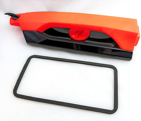 3251 Orange Hatch(No Decal) & Waterproof Gasket