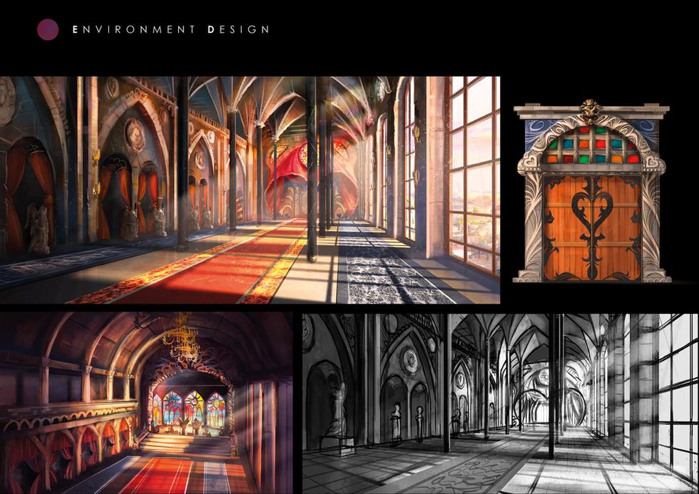 Concept Art, Adil a life's dream, Jessy Roig