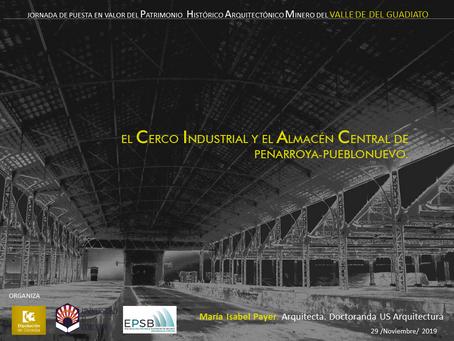 E-book - Puesta en valor del Patrimonio Histórico Arquitectónico minero del Valle del Guadiato