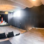 Salle du Lodge - Le grand gîte du Château d'Emines