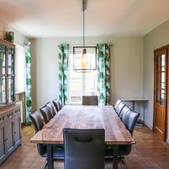 Château d'Emines salle à manger Renard