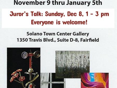 56th Annual Nor-Cal Regional Juried Art Show - Juror's Talk