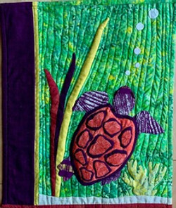 Laurie_Low_Fabric-Textile_Coming Up For
