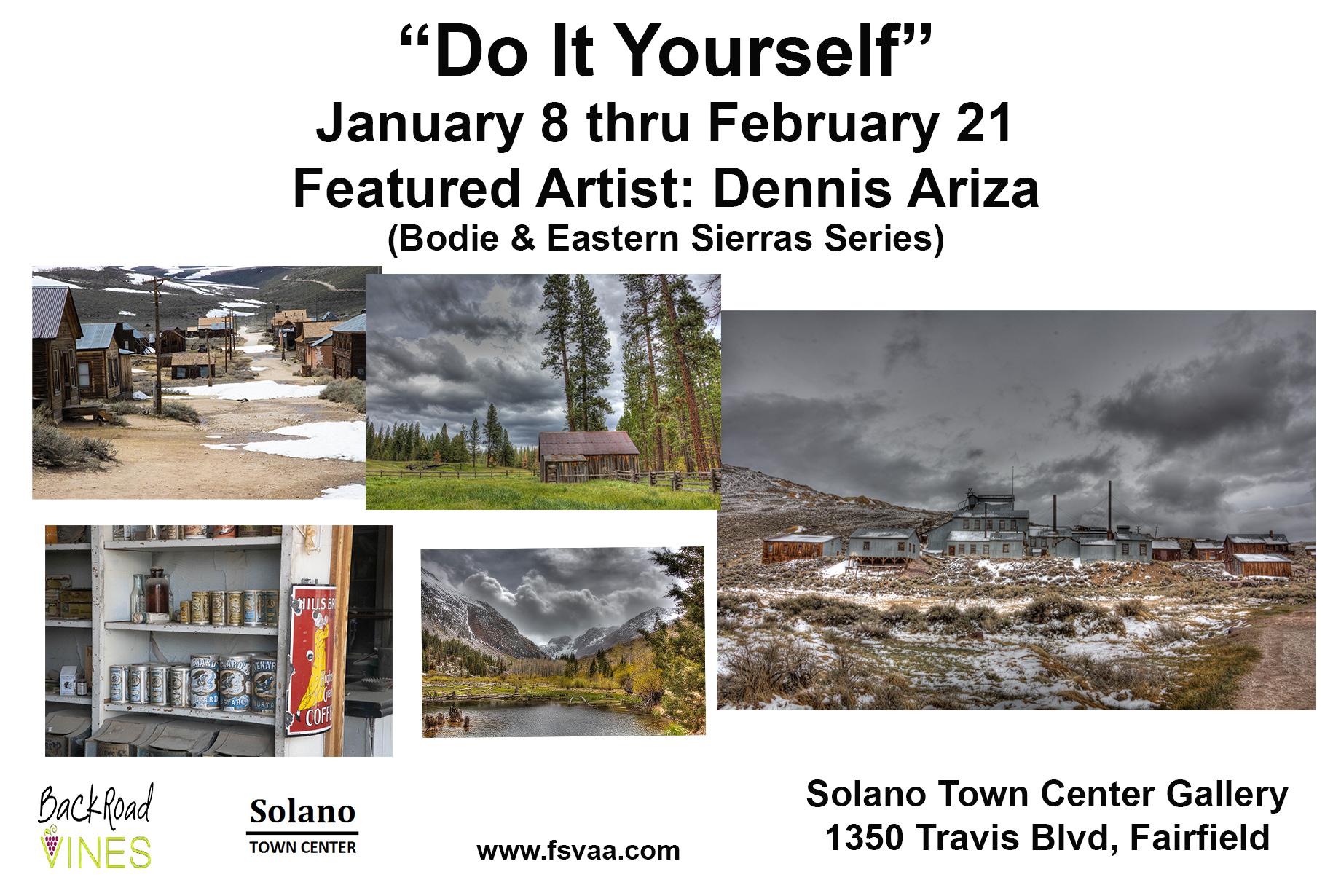 Dennis Ariza Do It Yourself Postcard