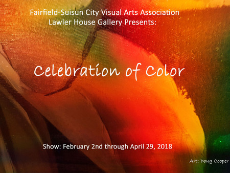 Celebration of Color - Lawler House Gallery