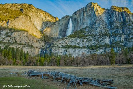 Upper & Lower Yosemite-Photograph