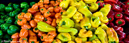 P-P-P-Peppers Color-Photograph