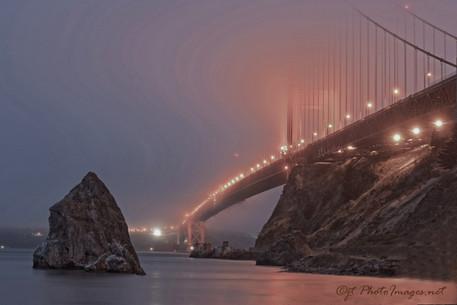 Foggy Beauty-Photograph