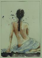 Model II-Watercolor