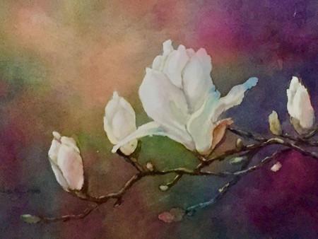 Watercolors Art Class