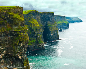 Cliffs of Mohr 1 Ireland-Photograph