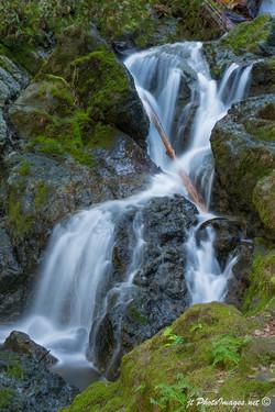 Cataract Falls - Mt. Tam - #1 (2-21-15) 4x6 ©
