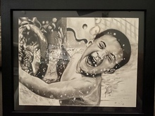 Yves_Daos_Pastel-Drawing_2nd_Child At Pl