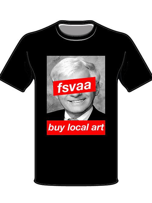FSVAA Tee: Kruger x Price