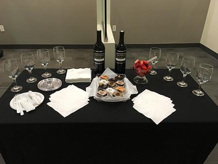 1st Art & Wine Class