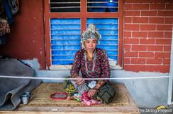 Village near Kalikasthan, Nepal