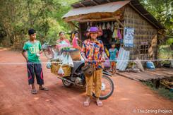 Near Anlong Pi, Cambodia
