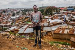 Kibera Slum, Kenya