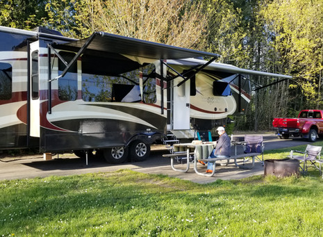 Campground Review - Champoeg State Park (Oregon)