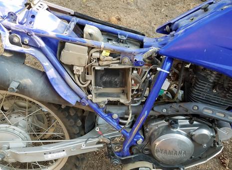 DARN Motorcycle Battery! AGGHHHH