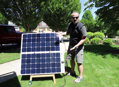 The Ultimate Portable Solar Solution