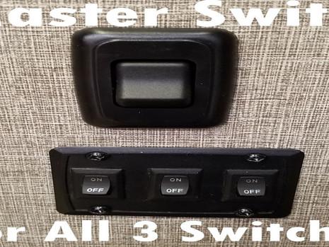 New Master Light Switch