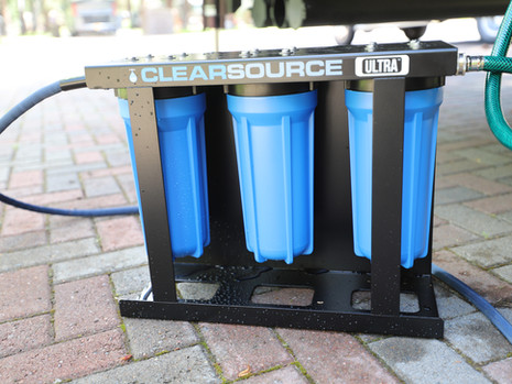 Clearsource Ultra - Next Gen RV Water Filtration