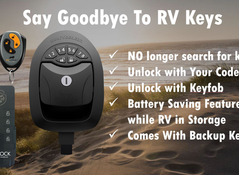 Say GOODBYE to RV Keys