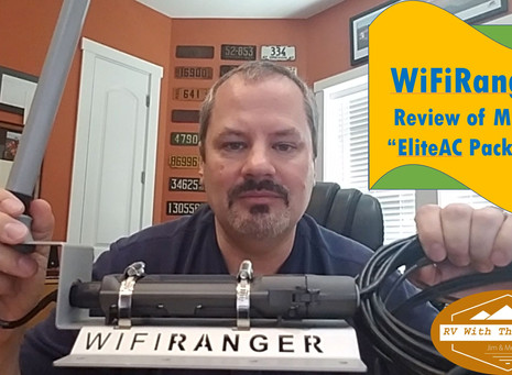 Boost Your RV's WiFi Signal With A WiFiRanger EliteAC Kit