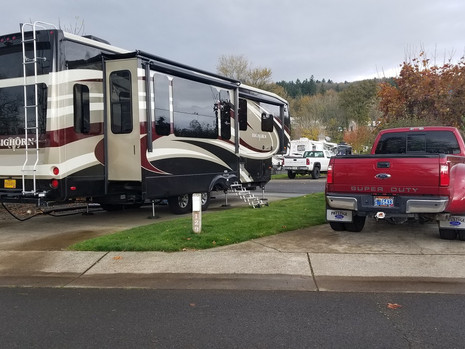 Campground Review - Salem RV Resort (Oregon)
