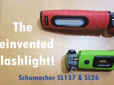 Schumacher - Magnetic LED Flashlights