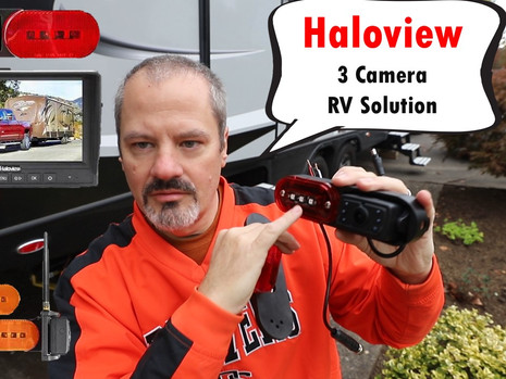 Haloview - 3 Camera Solution for RV's