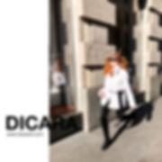 DICARA fur shirt campaign winter19-20