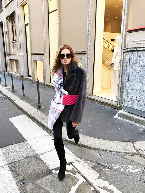 DICARA, Milan fashion week, streetstyle