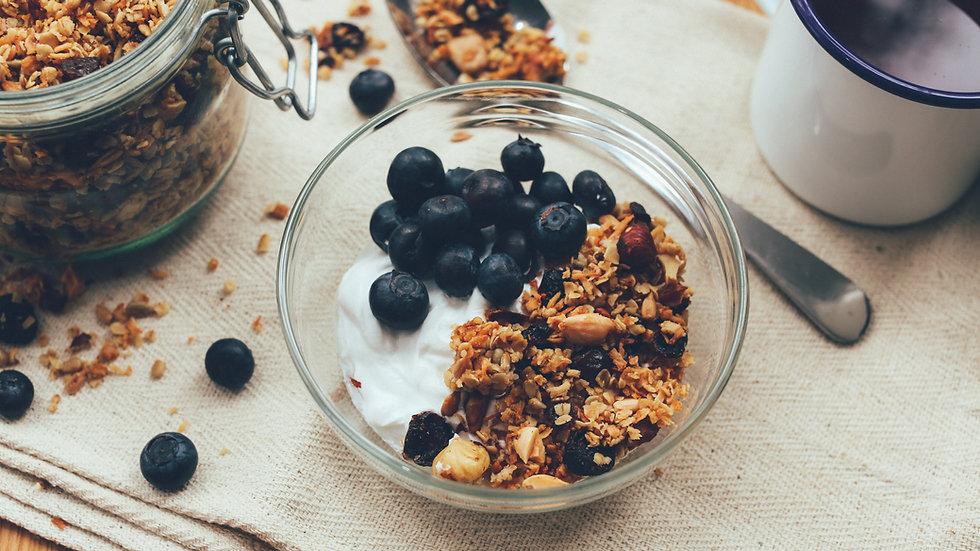 Homemade Granola (vegan)