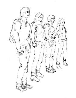 Esquisse personnages (1)