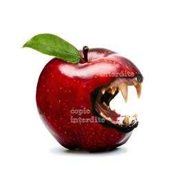 pomme féroce