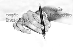 Main et dessin