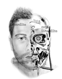 Mi-humain-robot