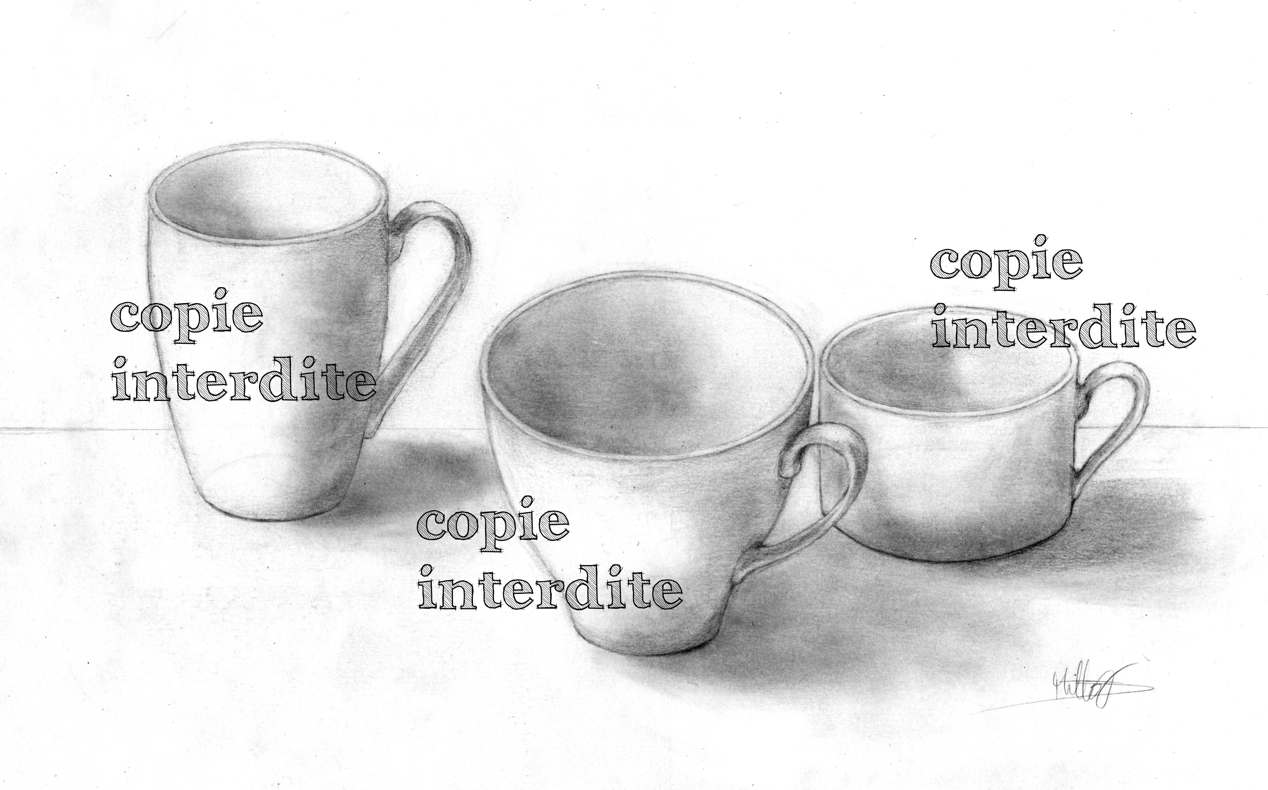 Les 3 tasses
