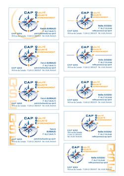 propositions cartes de visite N°2