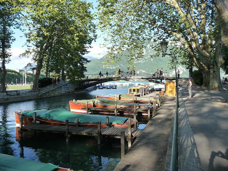 Photo ville d'Annecy