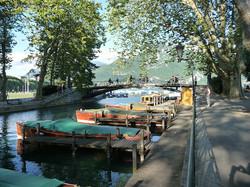 Photo ville d'Annecy