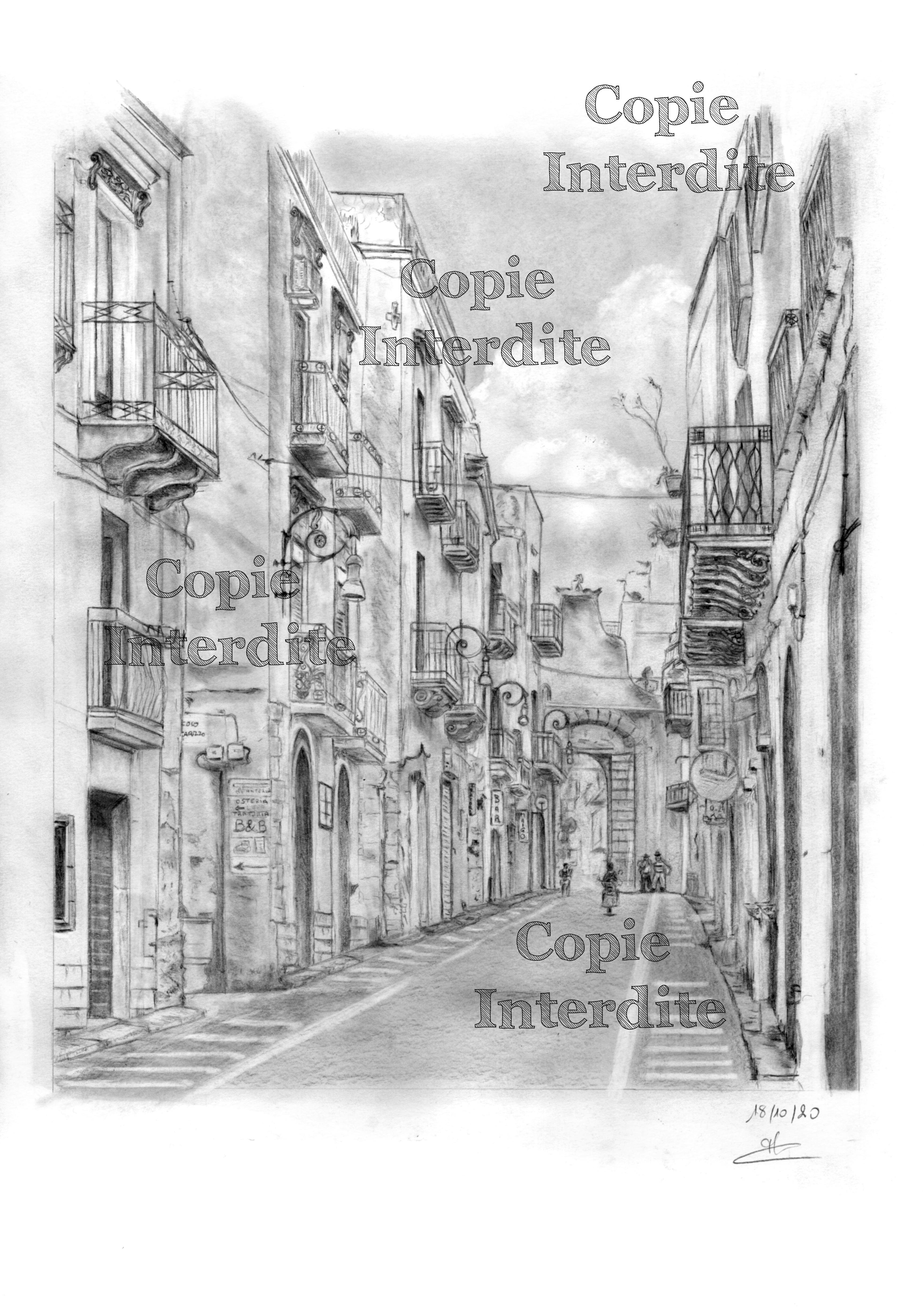 Porta Palermo Sciacca