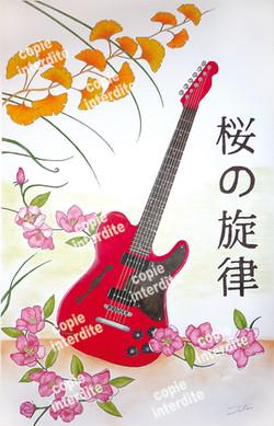 Mélodie du cerisier