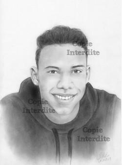 portrait jeune homme