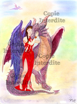 l'amie du dragon