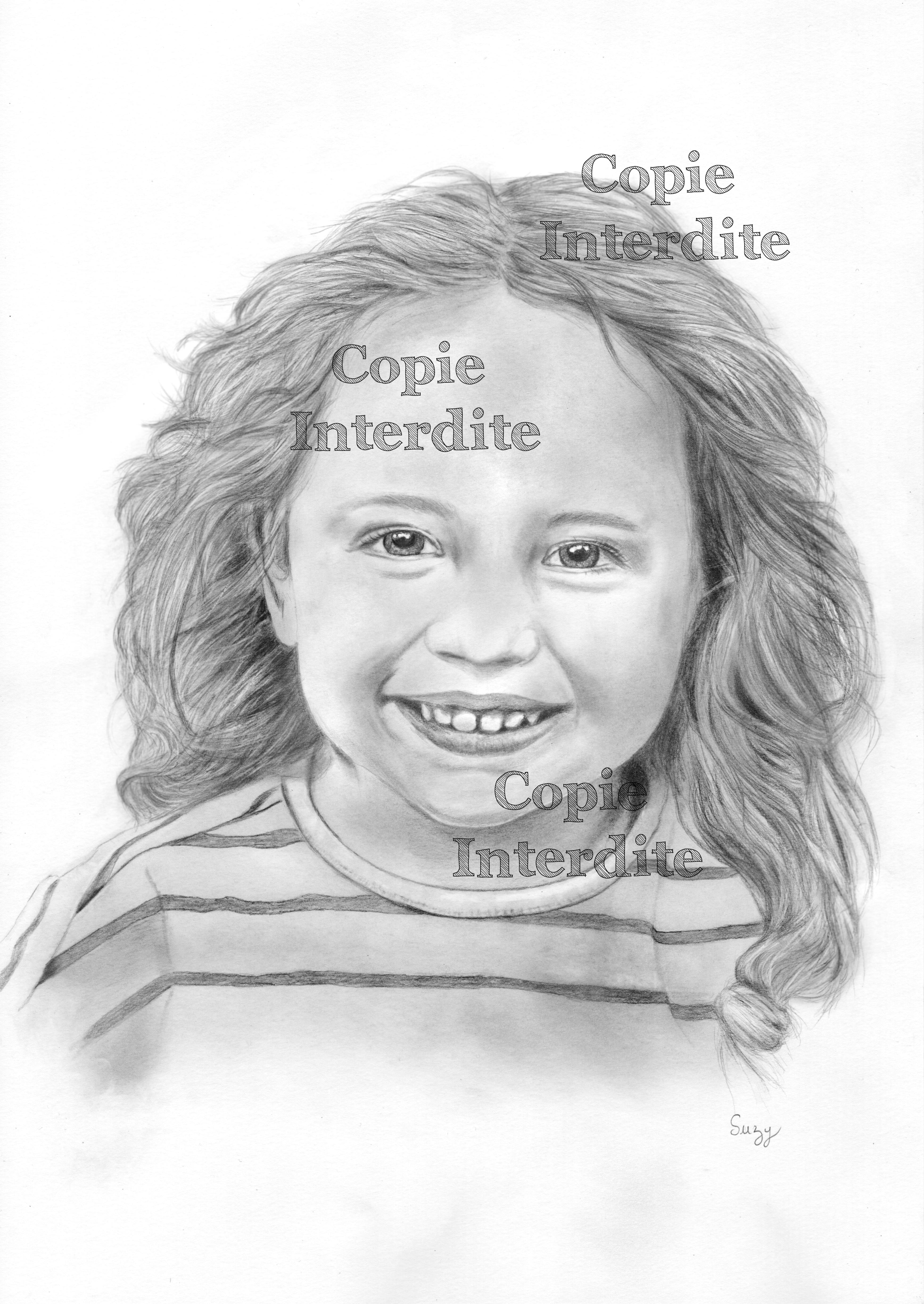 sourire enfantin