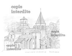 Eglise de campagne